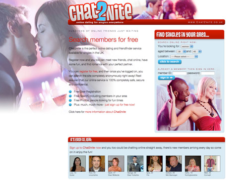site Chat2nite big Chat2nite online dating for singles everywhere If an adult dating website is ...